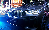 BMW X6 2019 и BMW xPLORATION TOUR